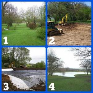 Lake construction 5